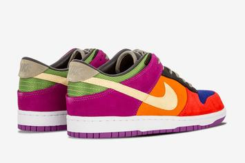 "Nike SB Dunk Low ""Viotech"" Rumored To Return This Fall"