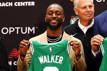 Kemba Walker Explains Why He Chose The Boston Celtics