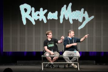 """The First """"Rick & Morty"""" Season 4 Images Have Arrived"""