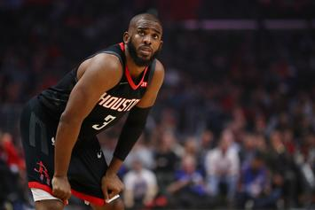 Chris Paul Trade Talks Reportedly Come To Screeching Halt