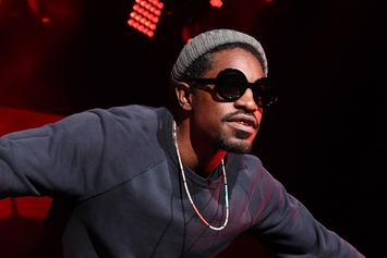 André 3000 Spotted Still Playing The Flute, This Time He's In Philadelphia