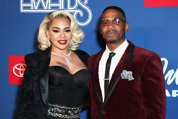 Stevie J. Declares His Love For Faith Evans On Their Anniversary