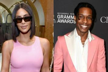 Kim Kardashian In Talks With The White House To Get A$AP Rocky Released: Report