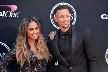 Steph Curry Defends Wife Ayesha After Internet Rips Her Dance Moves