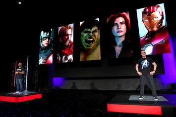 """Marvel's Avengers"" Video Game Story & Details Revealed At San Diego Comic Con"