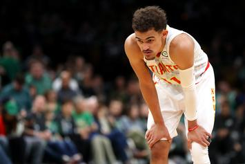 "Trae Young Has LaMelo Ball Ranked As ""Top 3 Pick"" In 2020 NBA Draft"