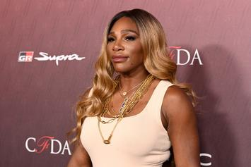 Serena Williams Invests In Startup To Help Combat The Black Maternal Mortality Crisis