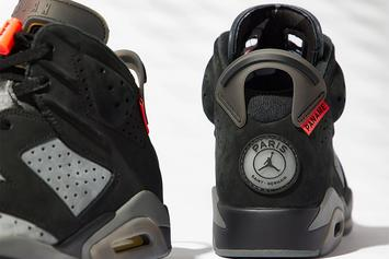 PSG x Air Jordan 6 Collab Releases This Saturday: How To Cop