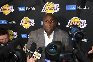 Kawhi Leonard Rumors: Magic Johnson Damaged Lakers' Chances