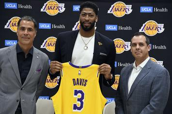 Lakers Among NBA's Most Valuable Franchises On Forbes' Top 50 List
