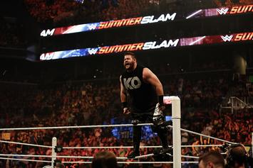WWE's Kevin Owens Issues SummerSlam Challenge To Shane McMahon: Watch