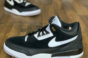 "Air Jordan 3 Tinker ""Black Cement"" Drops Saturday: How To Cop"
