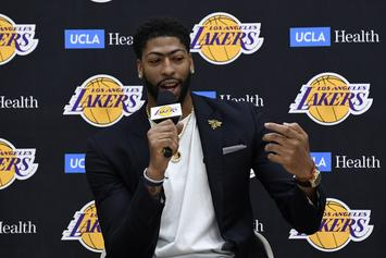 Lakers Anthony Davis Trade Has Potential To Hurt NBA, Says Steve Kerr