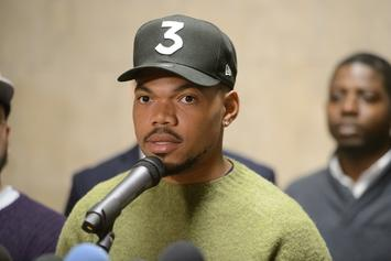 "Chance The Rapper's ""The Big Day"" Fails To Release On Time; Fans React"