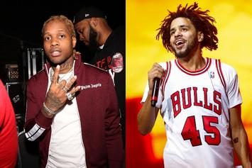 Lil Durk Challenges J. Cole To Good Ol' Fashioned Basketball Duel