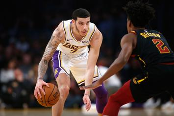 Lonzo Ball's NBA 2K20 Rating Finally Unveiled, Fans React