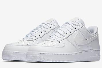 Supreme x Nike Air Force 1 Low Collab Rumored For Spring 2020