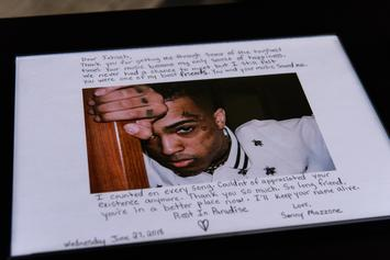 XXXTENTACION's Mom Clears $10K Hospital Bill From Rapper's Death: Report