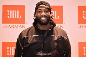 Andre Drummond Teases Music Video Full Of Bikini-Clad Models: Watch