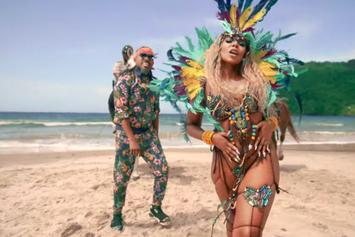 "Ashanti & Machel Montano Are Carnival Ready In ""The Road"" Video"