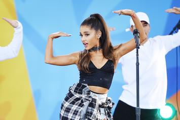Ariana Grande Apologizes For Encouraging Friend's Jon Benét Ramsey Costume