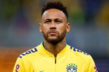 Neymar No Longer Being Investigated For Rape: Report