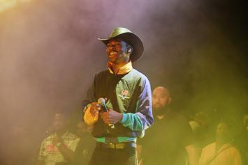 "Lil Nas X Slides Into Lil Uzi Vert's DM For ""Panini"" Remix"