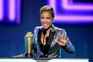 "Jada Pinkett Smith's The Happiest She's Been In Her Life ""Professionally & Personally"""