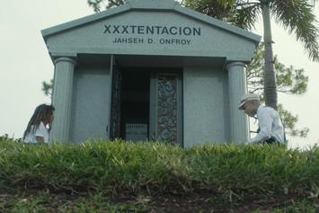 "Craig Xen Goes To XXXTentacion's Grave In ""RUN IT BACK!"" Video"