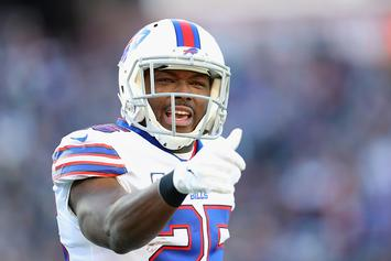 LeSean McCoy Ordered To Pay $55K To Cop Injured In Bar Fight