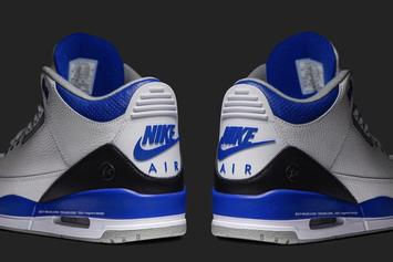 This Air Jordan 3 x Fragment Sample Is A Sneakerhead's Dream Shoe