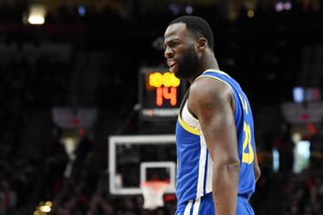 "Draymond Green Admits He ""Sucked"" When He First Joined The Warriors"