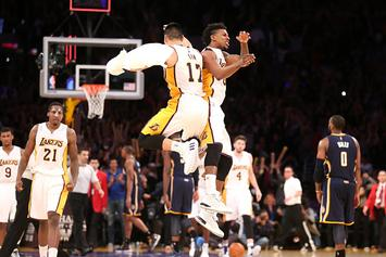 """Nick Young Shows Love For Jeremy Lin: """"My Chinese Homie"""""""