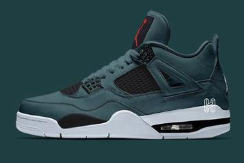 "Air Jordan 4 ""Faded Spruce"" Coming Later This Year: Early Details"
