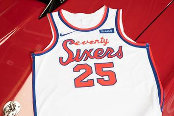 "Sixers Unveil ""Classic Edition"" Uniform For The 2019-20 Season"