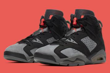 PSG x Air Jordan 6 Official Release Date Revealed: Detailed Look