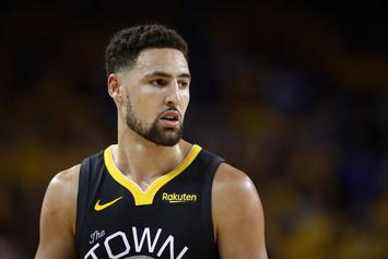 Klay Thompson Laughs Off Those Saying The Warriors Dynasty Is Over