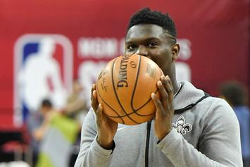 Zion Williamson Reportedly Declined $18 Million Per Year Deal From Puma