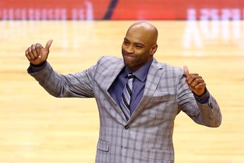 Vince Carter Returns To Hawks At 42 Years Old For His 22nd Season