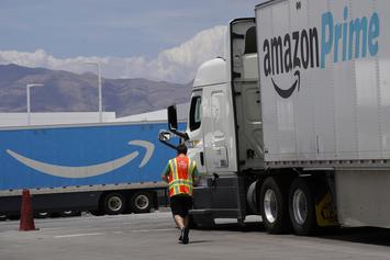 Amazon Delivery Drivers Reportedly Involved In $10 Million Theft Ring