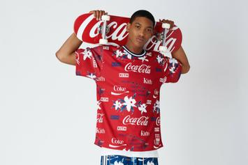 KITH x Coca-Cola Capsule Collection Revealed: Full Release Info