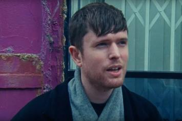 "James Blake's ""Can't Believe The Way We Flow"" Video Shows The Minutiae Of Love"