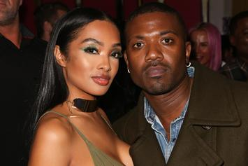 """Ray J & Princess Love's BDSM """"Love & Hip Hop"""" Scene Has Left Fans Scarred For Life"""