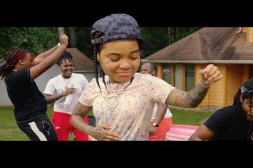 """Young M.A. Does Everything """"Big"""" In New Music Video"""