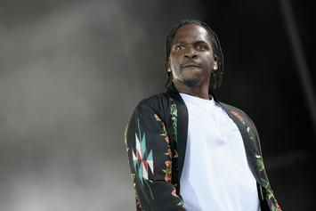 """Pusha-T's Verse For Rick Ross' """"Maybach Music VI"""" With Lil Wayne Leaks"""