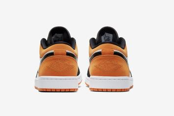 """Air Jordan 1 Low """"Shattered Backboard"""" Releasing This Summer: Official Images"""