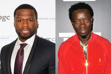 "Michael Blackson To 50 Cent After Debt Collection: ""You Ain't Sh*t Modaf*cka"""