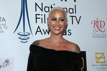 "Amber Rose Jokes About Being Added To ""Greatest H-es Of All Time"" List"
