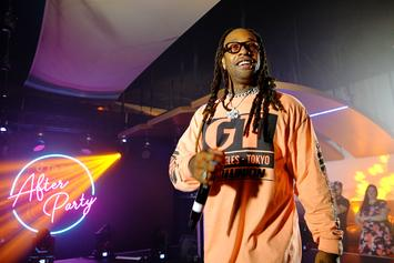 """Ty Dolla $ign Gets Pampered On """"Hot Girl Summer"""" Video Shoot"""
