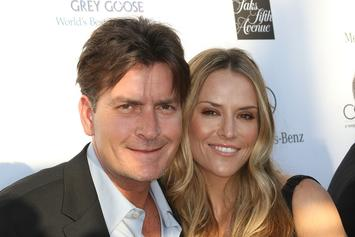 Charlie Sheen's Ex Brooke Mueller Caught On Camera On Wild Meth Binge
